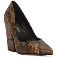 Chaussures Femme Escarpins Priv Lab DECOLTE PITONE Marrone