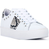 Chaussures Femme Baskets basses At Go GO GALAXY BIANCO Bianco