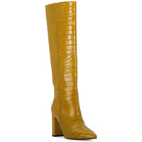 Chaussures Femme Bottes ville Priv Lab OCRA COCCO Giallo