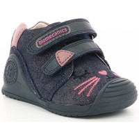 Chaussures Fille Baskets basses Biomecanics Babeth MARINE