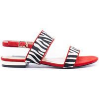 Chaussures Femme Sandales et Nu-pieds Chiller  Rojo