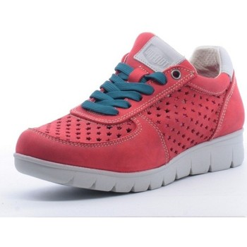 Chaussures Femme Baskets basses On Foot  Rojo
