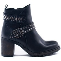 Chaussures Femme Low boots Cumbia  Negro