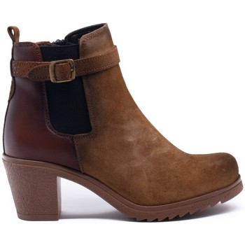 Chaussures Femme Boots Cumbia  Beige