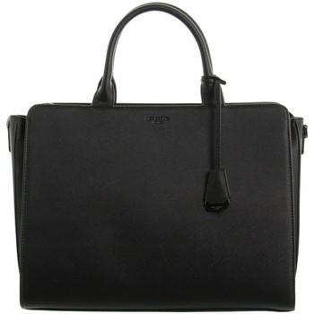 Sacs Femme Sacs porté main Hexagona Sac porté main  cuir ref_46664 Noir 37*29*11 noir