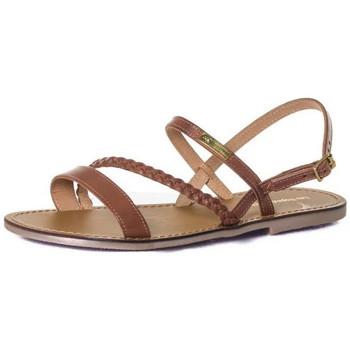 Chaussures Femme Sandales et Nu-pieds Les Tropéziennes par M Belarbi BATRESSE TAN Tan