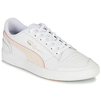 Chaussures Femme Baskets basses Puma RALPH SAMPSON Blanc / Rose