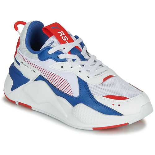 chaussure homme puma rs x blanche