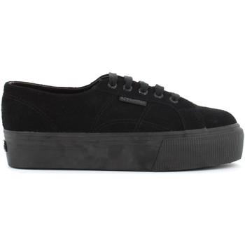 Chaussures Femme Baskets basses Superga  Nero