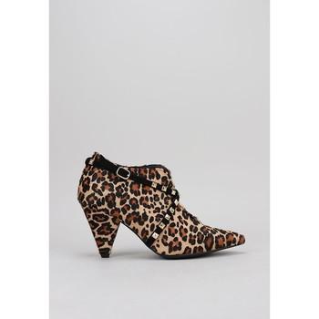 Chaussures Femme Bottines Krack  Multicolore