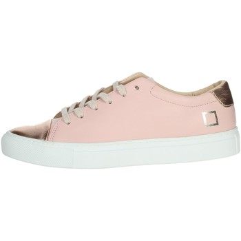 Chaussures Femme Baskets basses Date I19-64 Rose