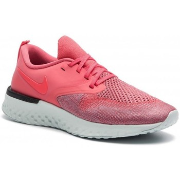 Chaussures Femme Running / trail Nike W Odyssey React 2 Flyknit rose