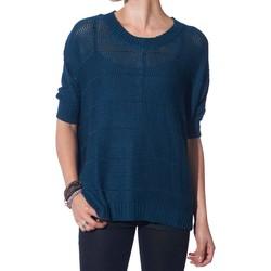 Vêtements Femme Pulls Kebello Pull Bobby Long Taille : F Bleu S Bleu