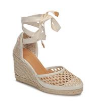 Chaussures Femme Sandales et Nu-pieds Castaner CAROLA Crème