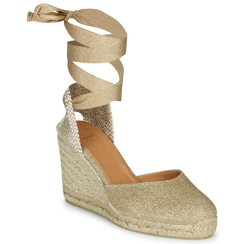 Chaussures Femme Sandales et Nu-pieds Castaner CARINA Doré