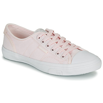Chaussures Femme Baskets basses Superdry LOW PRO SNEAKER Rose