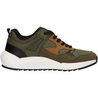 Chaussures Homme Baskets basses Lois 84886 Verde