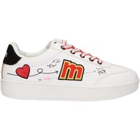 Chaussures Fille Multisport MTNG 47938 Blanco