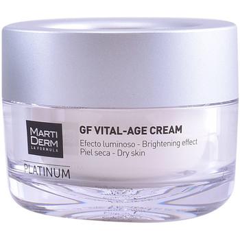 Beauté Anti-Age & Anti-rides Martiderm Platinum Gf Vital Age Day Cream Dry Skin