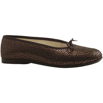 Chaussures Femme Ballerines / babies Hirica ZAZIE GRAPHITE
