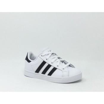 Chaussures Baskets basses adidas Originals COAST STAR BLANC/NOIR Blanc