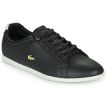 Chaussures Femme Baskets basses Lacoste REY LACE 120 1 CFA Noir / Blanc