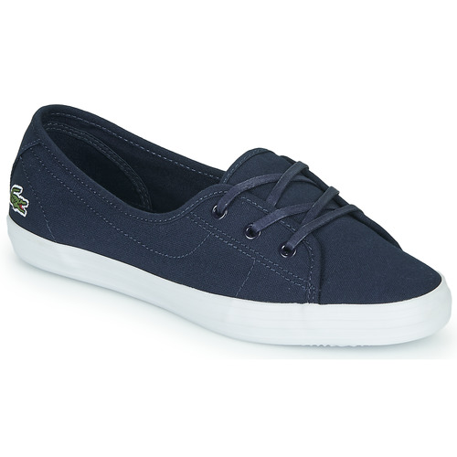 Chaussures Femme Baskets basses Lacoste ZIANE CHUNKY BL 2 CFA Marine