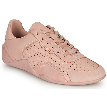 Chaussures Femme Baskets basses Lacoste HAPONA 120 2 CFA Rose