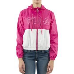 Vêtements Femme Coupes vent Fila 682840 abar rose