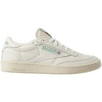 Chaussures Baskets basses Reebok Sport Club c 1985 tv Beige