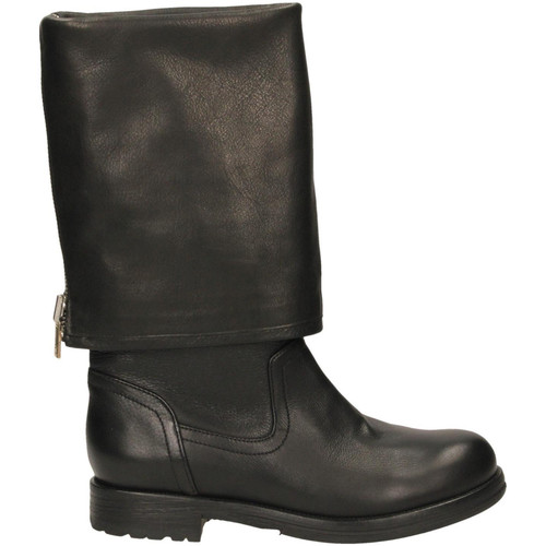 Chaussures Femme Bottes ville Now SMART nero