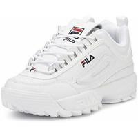 Chaussures Femme Boots Fila Disruptor II Premium Blanc