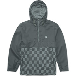 Vêtements Homme Coupes vent Es LEAGUE PO ANORAK BLACK