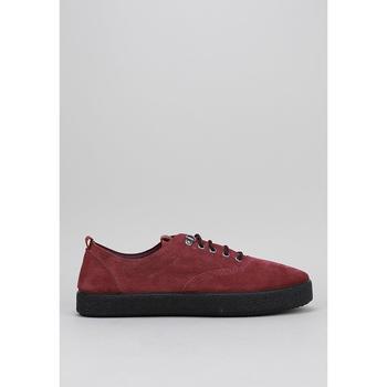 Chaussures Homme Baskets basses Krack  Bordeaux
