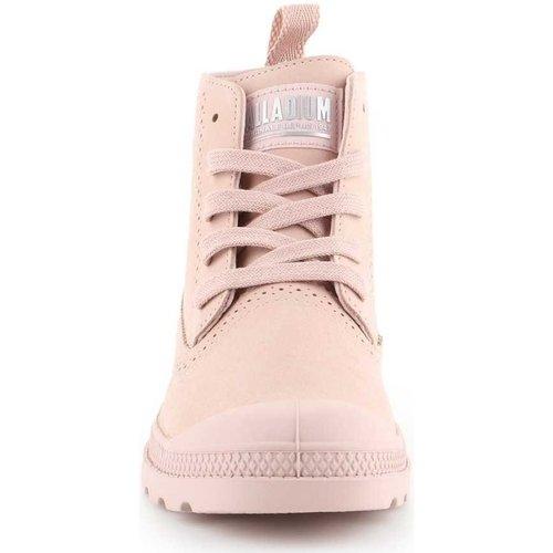 Palladium Pampa Ldn Lp 96468-612-m Różowy - Chaussures Boot Femme 80