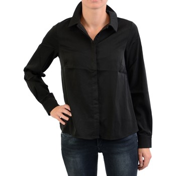 Vêtements Femme Chemises / Chemisiers Na-Kd Chemise Silky Button Up Antracite