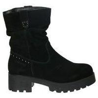 Chaussures Femme Bottines Chika 10 LEONOR 08 Noir