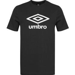 Vêtements Homme T-shirts manches courtes Umbro Sacs de voyage NOIR