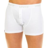 Sous-vêtements Homme Boxers Levi's Cotton Boxer Levis Blanc