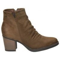 Chaussures Femme Bottines Isteria 9227 Marron