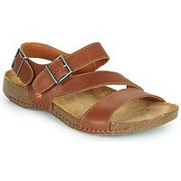 Chaussures Sandales et Nu-pieds Art I BREATHE Marron