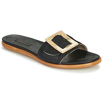 Chaussures Femme Mules Neosens AURORA Noir
