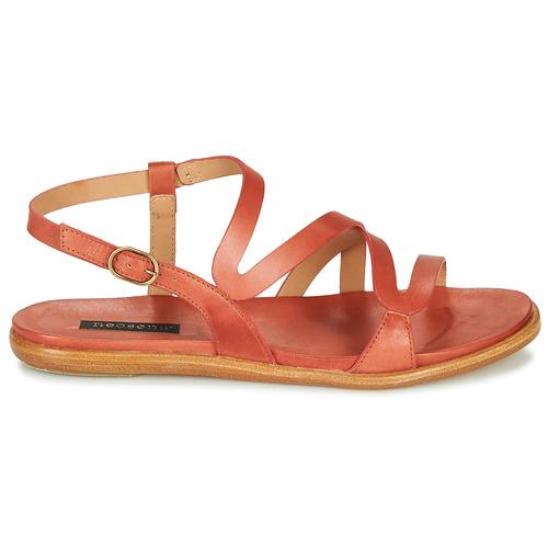 Neosens Aurora Rouge - Livraison Gratuite- Chaussures Sandale Femme 12330 tgv0q