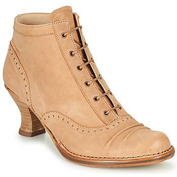 Chaussures Femme Bottines Neosens ROCOCO Beige