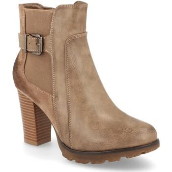 Chaussures Femme Bottines Ainy 5960 Kaki