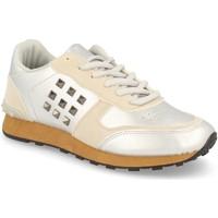 Chaussures Femme Baskets basses Ainy M-822 Plata