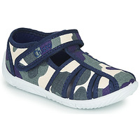 Chaussures Garçon Chaussons Chicco TULLIO Bleu / Blanc