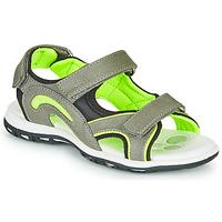 Chaussures Garçon Sandales sport Chicco CEDDER Gris / Vert