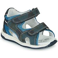 Chaussures Garçon Sandales sport Chicco GEREMIA Bleu