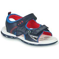 Chaussures Garçon Sandales sport Chicco CAIL Bleu